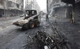 Siria: todos los grupos armados acuerdan