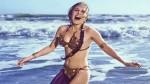 Carrie Fisher: las sensuales fotos de la princesa Leia en la playa - Noticias de paro cardiaco