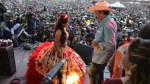 México: unas 30 mil personas acudieron a la fiesta de 15 años de Rubí - Noticias de luis guadalupe