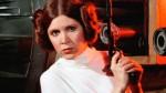 Facebook: rinden homenaje a la princesa Leia de 'Star Wars' - Noticias de fiona harrison