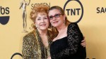 Debbie Reynolds, madre de Carrie Fisher, falleció a los 84 años - Noticias de molly brown