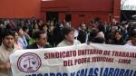 Trabajadores del Poder Judicial levantaron huelga - Noticias de nueva escala remunerativa