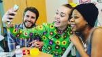 Miley Cyrus y Liam Hemsworth emocionaron a niños de un hospital - Noticias de liam hemsworth