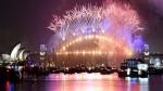 Las primeras imágenes del Año Nuevo 2017 en el mundo - Noticias de australia
