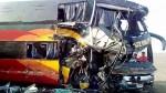 Ica: 13 heridos deja choque entre bus interprovincial y camión - Noticias de accidente en ica