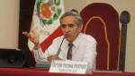 Poder Judicial: Duberlí Rodríguez asume hoy la presidencia - Noticias de huelga poder judicial