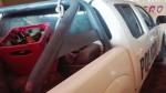 Chimbote: patrullero de la Policía fue encontrado en cochera de hostal - Noticias de nuevo chimbote