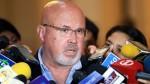 Bruce: Si el Minsa no pide la suspensión de Moreno, daría un pésimo ejemplo - Noticias de hospital arzobispo loayza