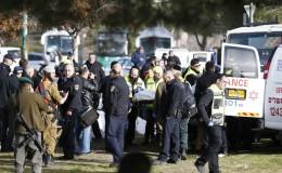 Israel: ataque con un camión en Jerusalén deja 4 soldados muertos