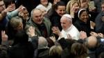 Francisco recibe a miles de víctimas de los terremotos en Italia - Noticias de sumo pont