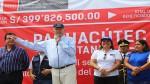 """PPK sobre peaje: """"Voy a convencer primero al alcalde de Lima"""" - Noticias de alcalde del callao"""