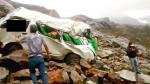 Áncash: combi cayó a abismo y murieron al menos 7 personas - Noticias de accidente de tránsito
