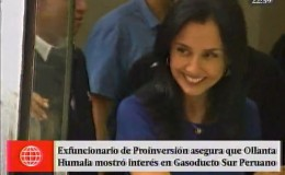 Gasoducto Sur Peruano: exfuncionario afirma que Heredia participó de reuniones