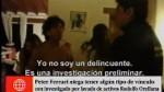 Peter Ferrari negó relación con Rodolfo Orellana, pero este lo contradice - Noticias de rodolfo salas