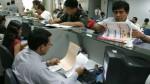 Trabajadores públicos recibirán un bono de escolaridad de 400 soles - Noticias de bono de escolaridad