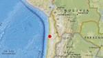 Chile: temblor magnitud 5 sacude región de Coquimbo - Noticias de santiago centro