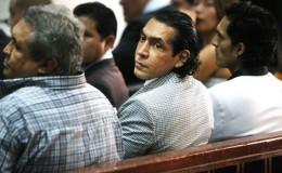 Peter Ferrari se quebró al defenderse de acusaciones durante audiencia