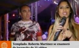 Roberto Martínez: conoce a Fabiola Mantilla, su pareja de 23 años