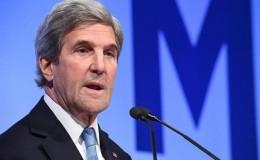 EE.UU.: Kerry califica de
