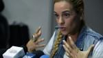 Venezuela: gobierno vincula a Lilian Tintori con plan golpista - Noticias de lilian tintori