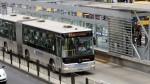Metropolitano: desde el lunes 30 se implementarán nuevos servicios - Noticias de flores flores