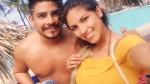 Erick Elera la pasa muy bien en República Dominicana junto a guapa modelo - Noticias de erick elera