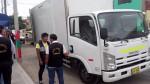 Tacna: asaltan camión repartidor y se llevan más de S/ 5 mil - Noticias de francisco bolognesi