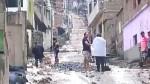 Santa Eulalia: nuevo huaico se registro en la zona afectada - Noticias de la gran familia