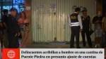 Hombre fue baleado en un bar de Puente Piedra...