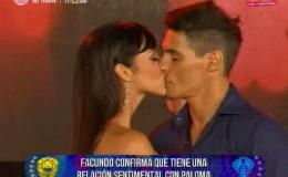 EEG: Facundo González y Paloma Fuiza hablaron tras confirmar su relación
