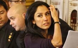 Nadine Heredia necesitará autorización judicial para salir del país