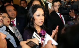 Nadine Heredia: levantarán secreto bancario y de telecomunicaciones