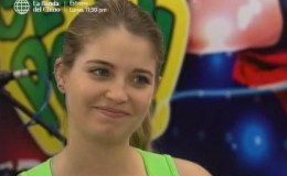 VBQ Todo por la fama: Camila fue sorprendida por su nueva pareja de baile