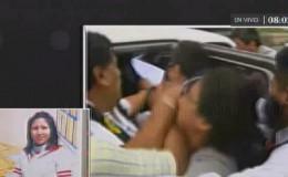 Ventanilla: pareja de mujer empujada al río Chillón se entregó esta mañana