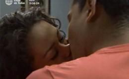 VBQ Todo por la fama: Viviana por fin aceptó los besos de Johnny