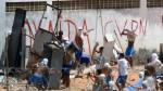 Brasil: batalla campal entre presos en cárcel de Natal - Noticias de alca