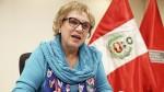 """Ministra de la Mujer sobre caso Sodalicio: """"No a la impunidad"""" - Noticias de ministerio de la mujer"""