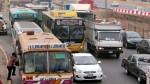 Cerca de 274 vehículos dejarán de circular en Lima por antigüedad - Noticias de juegos panamericanos lima