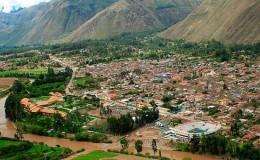 Cusco: incautan 380 plantones gigantes de marihuana en Urubamba