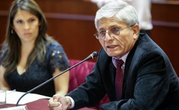 Comisión Lava Jato convocaría a Enrique Cornejo la próxima semana
