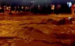 Chosica: nuevo huaico interrumpió el km 28.7 de la Carretera Central