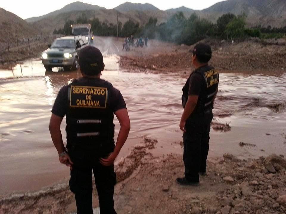Cañete: huaico dejó al menos 180 damnificados en Quilmaná - América Televisión