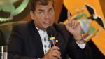 Ecuador solicitará información a Brasil sobre presuntas coimas de Odebrecht - Noticias de odebrecht
