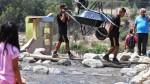 Mindef supervisa trabajos de prevención ante lluvias en Chosica - Noticias de