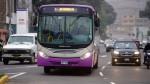 Corredor Morado: nuevas líneas 404 y 405 ya circul...