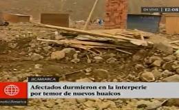 Jicamarca: zona de Chanca Piedra también resultó afectada por huaico