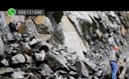 Ayacucho: nuevo deslizamiento de tierra bloquea la carretera hacia el Vraem