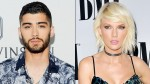 Zayn Malik y Taylor Swift estrenaron videoclip de '50 sombras más oscuras' - Noticias de cincuenta sombras de grey
