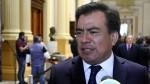 Velásquez Quesquén: Sanción contra Cornejo es por el caso Odebrecht - Noticias de omar quesada