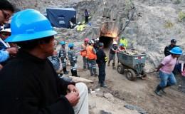 Ayacucho: minera se pronunció tras el fallecimiento de trabajadores en derrumbe